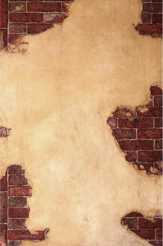 Italian plaster breakaway